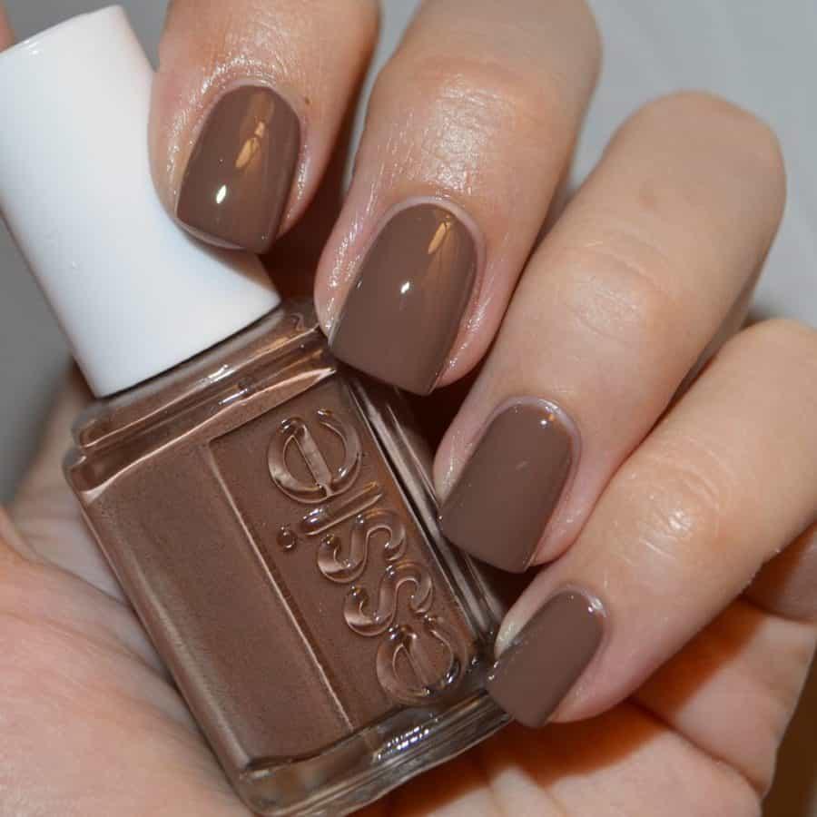 new nail trends 2021 Cinnamon