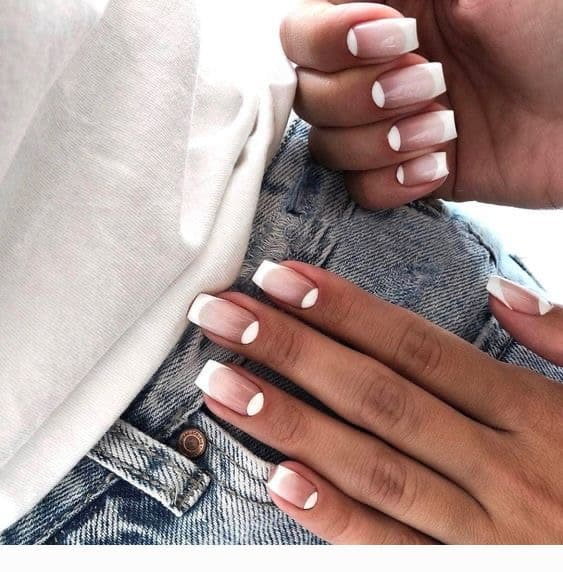 summer 2021 nail colors white