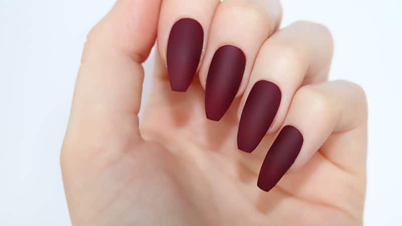 New OPI colors 2021 in matte