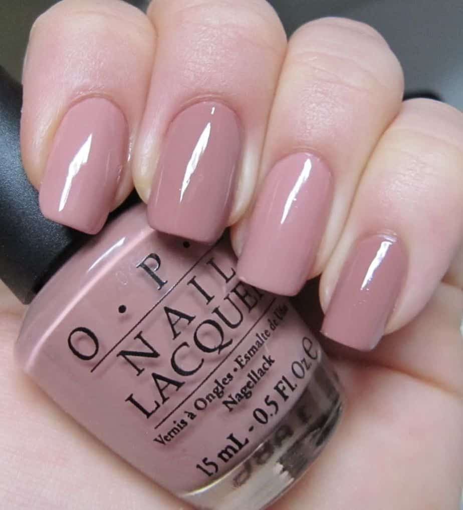OPI 2021 colors: Pinky Nude