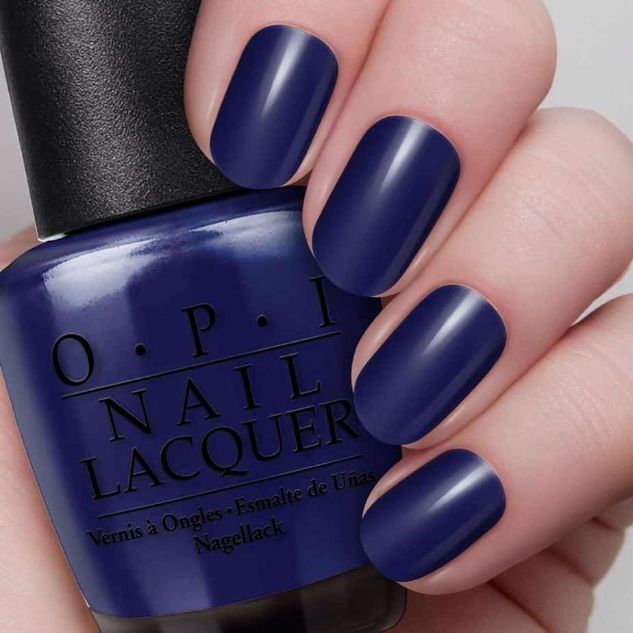 OPI new collection 2021 with blue