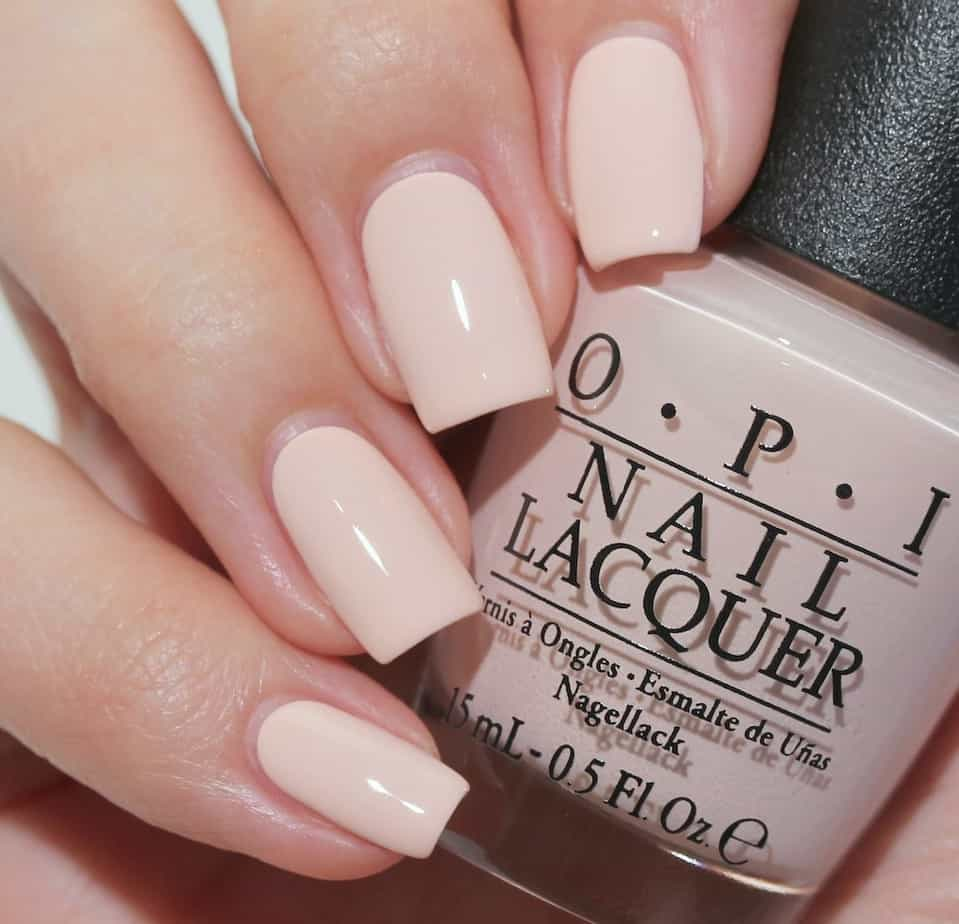 OPI gel colors 2021 Soft Shades