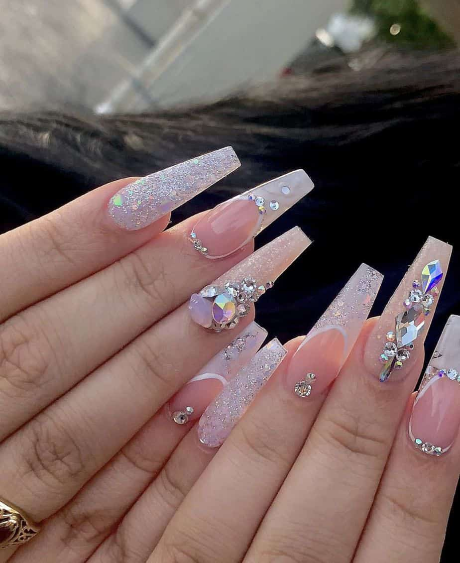 10 Super Ideas For Acrylic Nails 2021 To Look Flawless Stylish Nails