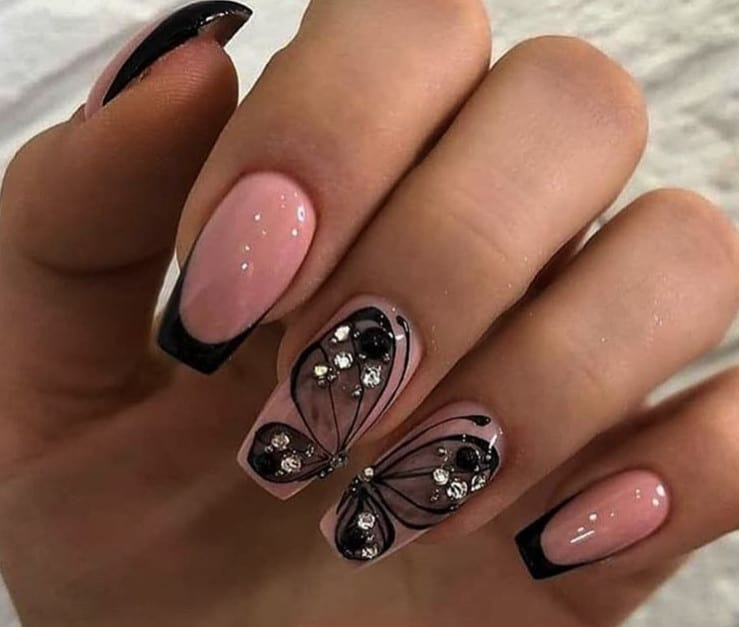 29 Gorgeous Options for French Nails 2021