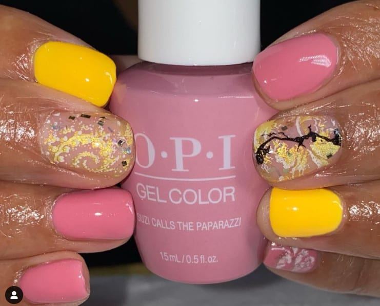 OPI nail colors 2022
