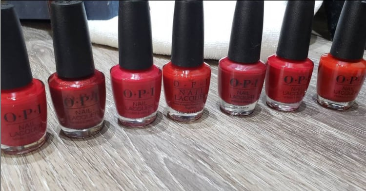 OPI Colors 2022,  Luckiest Women's Choice From Top List of Luxury OPI colors in 2022