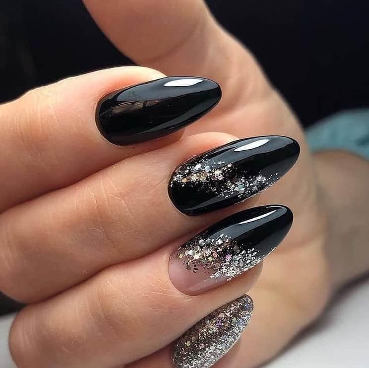 Disco French Nail style 2022