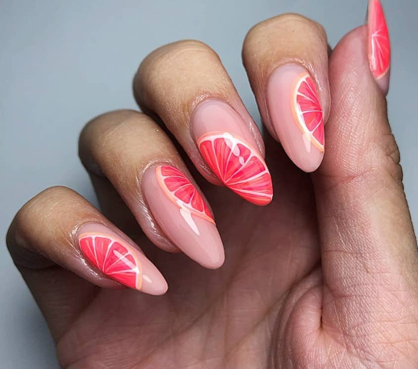 Top 22 Hottest Summer Nails 2022 - Choose The Best Trends