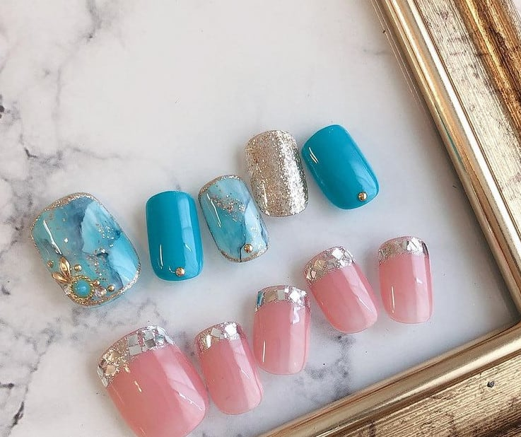 Top 9 Best Japanese nails 2022! Adventurous and Fabulous Asian Nail Trends To Try This Year