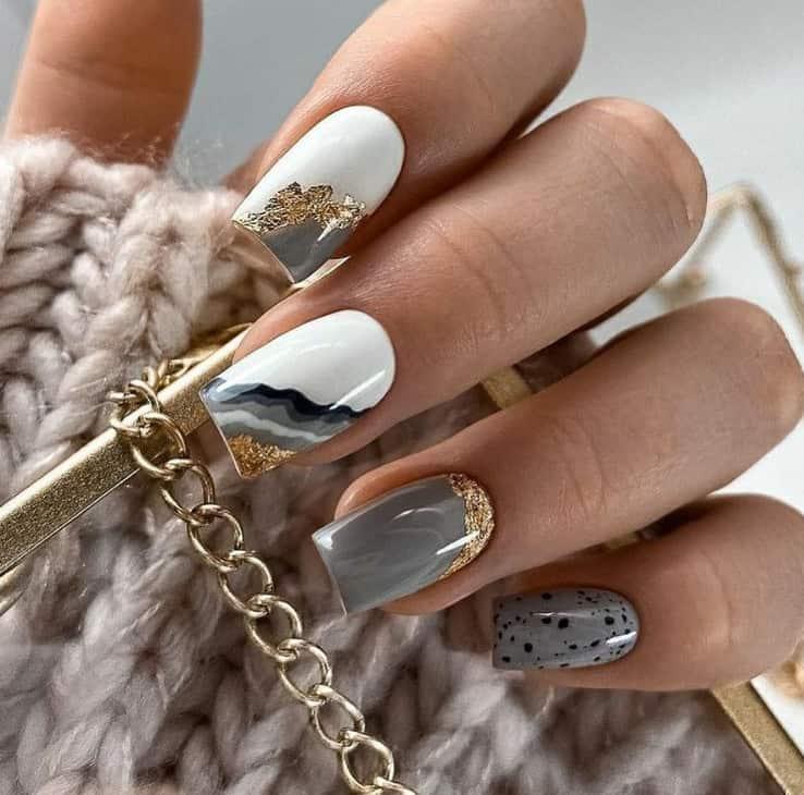 Golden Fall Nails 2022: Incredible Top 12 Autumn Nail Trends 2022
