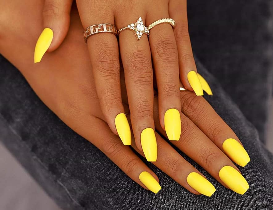 Coffin Nails 2022