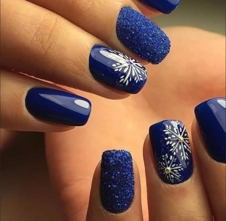 Top 11 Winter Nails 2022! Winter Nail Trends Run the World!
