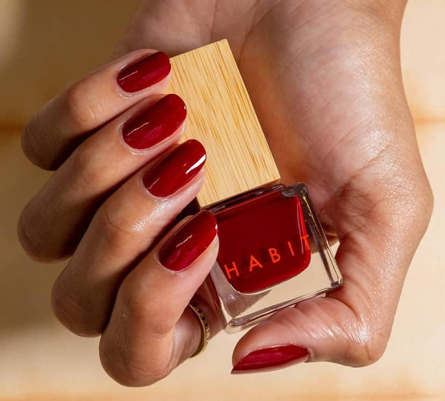 Autumn Nails 2022: Bloody Red