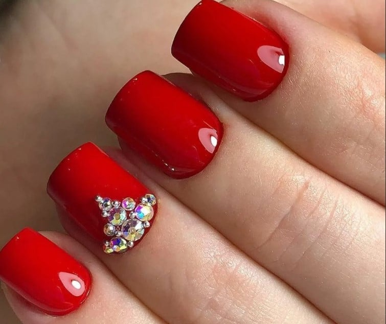 Beauty of Red nails 2022: Top 12 Perfect Shades Look out