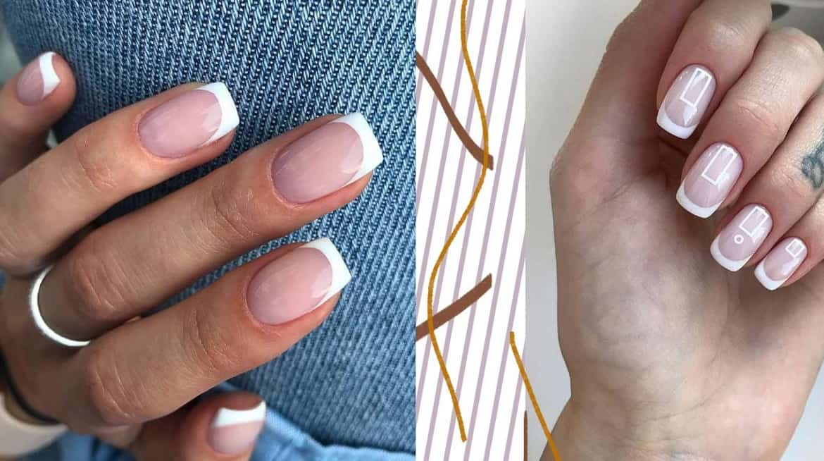 Top 12 Perplexing French Nails 2022 To Get Now